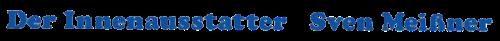 Logo Der Innenausstatter - Sven Meißner